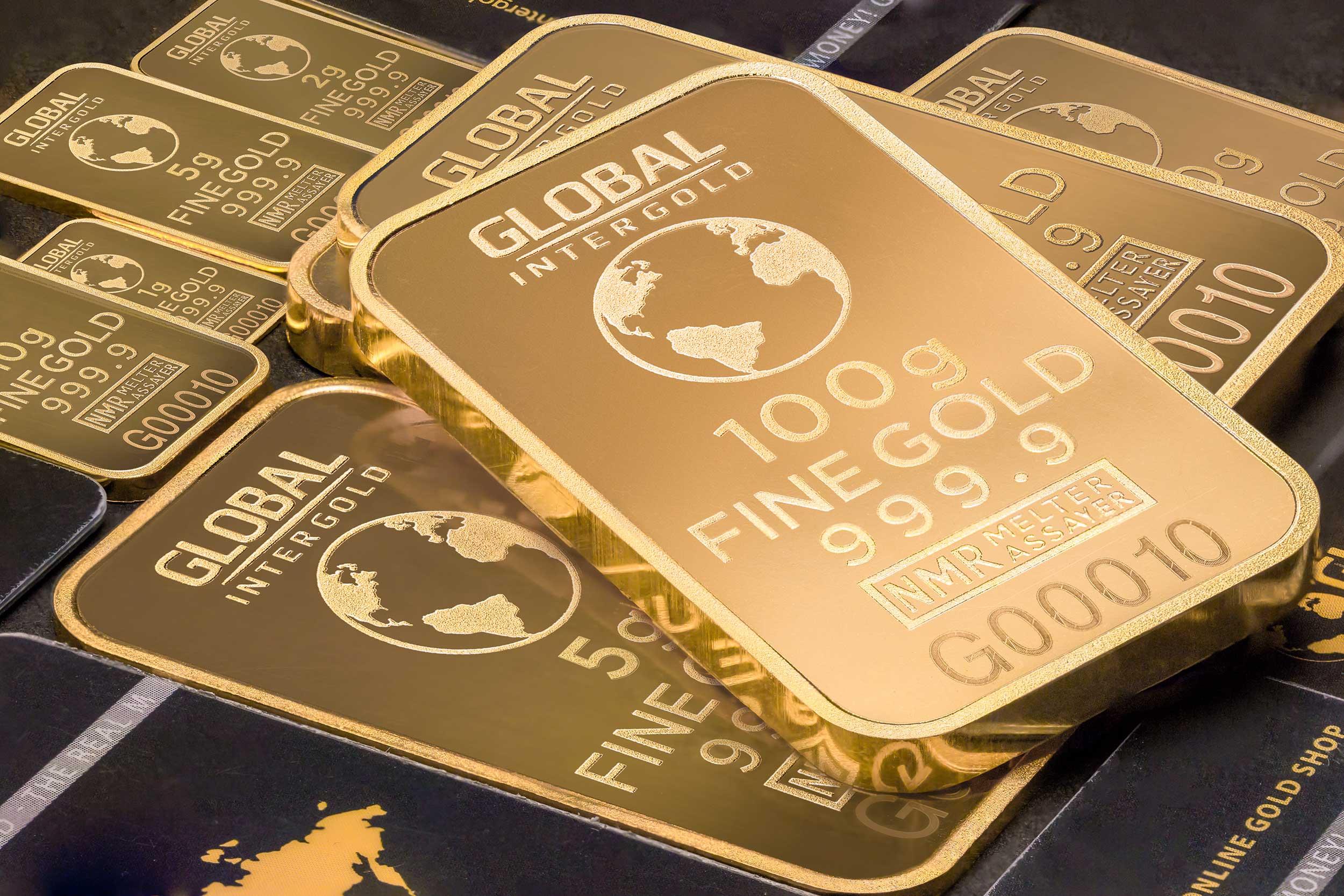 Roona Trading - Goudprijs naar record: voor het eerst boven de 2000 dollar